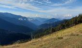Randonnée Marche MOULINET - Camp d'Argent  - Photo 11