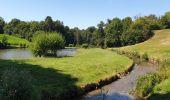 Trail Walk Havelange - De Havelange à Saint Fontaine par le village de Ossogne - Photo 8
