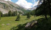 Trail Walk CEILLAC - lac Sainte Anne lac miroir - Photo 1