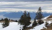 Randonnée Raquettes à neige DIVONNE-LES-BAINS - La Dole alt 1676m en raquette - Photo 22