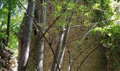 Randonnée V.T.T. JOANNAS - Camping le Roubreau, tour de Brison, Montréal, Taurier, Joannas  - Photo 10