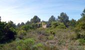 Randonnée A pied Coustouge - COUSTOUGE: Au-dessus de Coustouge - Photo 8