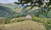 Randonnée Marche SAINT-HIPPOLYTE - Chateau et puech de Poujol - Photo 1