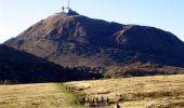 Randonnée V.T.T. CLERMONT-FERRAND - Traversée Puy de Dôme et Cantal 1 - Photo 4