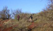Randonnée V.T.T. LES CABANNES - Cordes - Les cabannes, Mouzieys-Panens - Photo 2