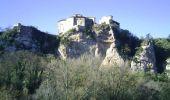 Randonnée V.T.T. BRUNIQUEL - Bruniquel - Cazals - Penne - Cabéou - Photo 3