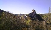 Randonnée V.T.T. BRUNIQUEL - Bruniquel - Cazals - Penne - Cabéou - Photo 1