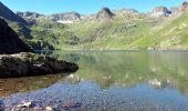 Trail Walk BAGNERES-DE-BIGORRE - Chiroulet,lac bleu,col de Bareilles,lac d'outre,Chiroulet - Photo 1