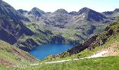 Trail Walk BAGNERES-DE-BIGORRE - Chiroulet,lac bleu,col de Bareilles,lac d'outre,Chiroulet - Photo 2