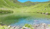 Trail Walk BAGNERES-DE-BIGORRE - Chiroulet,lac bleu,col de Bareilles,lac d'outre,Chiroulet - Photo 3