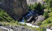 Trail Walk VILLAR-D'ARENE - le refuge de l'alpe de Villard d'arène  - Photo 7