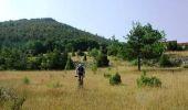 Trail Mountain bike QUILLAN - Tour des châteaux du Pays Cathare - Quillan - Carcasses - Photo 3