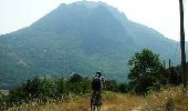Trail Mountain bike QUILLAN - Tour des châteaux du Pays Cathare - Quillan - Carcasses - Photo 2