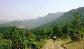 Trail Mountain bike QUILLAN - Tour des châteaux du Pays Cathare - Quillan - Carcasses - Photo 1