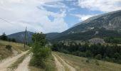 Randonnée 4x4 THORAME-BASSE - Descente Cordeil par Argens - Photo 1