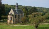 Randonnée Marche CHEVREUSE - Chevreuse Maincourt Port Royal - Photo 2