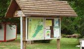 Randonnée V.T.T. MONTAIGUT-SUR-SAVE - Espace VTT FFC de Bouconne- Circuit n° 3 - Forêt de Bouconne - Photo 1