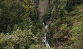 Randonnée Marche BAGNERES-DE-BIGORRE - Lacs Hourrec Bleu et vert via le col de Bareilles - Photo 30