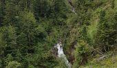 Randonnée Marche BAGNERES-DE-BIGORRE - Lacs Hourrec Bleu et vert via le col de Bareilles - Photo 28