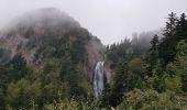Randonnée Marche BAGNERES-DE-BIGORRE - Lacs Hourrec Bleu et vert via le col de Bareilles - Photo 27