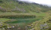 Randonnée Marche BAGNERES-DE-BIGORRE - Lacs Hourrec Bleu et vert via le col de Bareilles - Photo 26