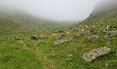 Randonnée Marche BAGNERES-DE-BIGORRE - Lacs Hourrec Bleu et vert via le col de Bareilles - Photo 24