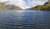 Randonnée Marche BAGNERES-DE-BIGORRE - Lacs Hourrec Bleu et vert via le col de Bareilles - Photo 15