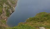 Randonnée Marche BAGNERES-DE-BIGORRE - Lacs Hourrec Bleu et vert via le col de Bareilles - Photo 5
