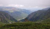 Randonnée Marche BAGNERES-DE-BIGORRE - Lacs Hourrec Bleu et vert via le col de Bareilles - Photo 4