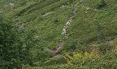 Randonnée Marche BAGNERES-DE-BIGORRE - Lacs Hourrec Bleu et vert via le col de Bareilles - Photo 3