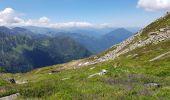 Trail Walk AULUS-LES-BAINS - Circuit avant le Pic Rouge de Bassiès - Photo 2