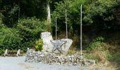 Randonnée Marche Rochefort - HAN-sur-LESSE ... par le Mémorial Interalliés 40-45. - Photo 1