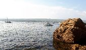 Randonnée Marche SAINT-CYR-SUR-MER - calanque du cap d'Alon - sentier des vignes - sentier côtier - Photo 9
