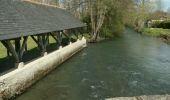 Randonnée Marche IGON - Boucle de l'Ouzom à Asson - Photo 1