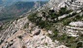 Randonnée Marche PUYLOUBIER - De l'Ermitage de St Ser au Pont de l'Anchois par les Refuges de Bodino et Paul Cézanne - Photo 1