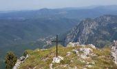 Randonnée Marche SALVEZINES - La forêt d  en Malo depuis le Caunil (11) - Photo 12
