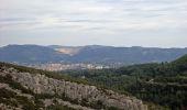 Randonnée Marche AUBAGNE - Barres de Saint Esprit - Font de Mai - Photo 1