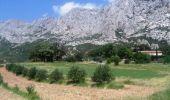 Randonnée Marche PUYLOUBIER - Montagne Ste Victoire - Ermitage de St Ser  - Photo 1