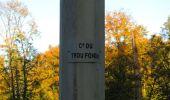 Randonnée Marche PIERREFONDS - en forêt de Compiègne_20_le Beaudon_bois de Damart_la Héronnière_bois du Bourgot - Photo 32