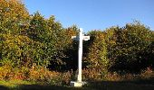 Randonnée Marche PIERREFONDS - en forêt de Compiègne_20_le Beaudon_bois de Damart_la Héronnière_bois du Bourgot - Photo 39