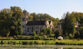 Randonnée Marche PIERREFONDS - en forêt de Compiègne_20_le Beaudon_bois de Damart_la Héronnière_bois du Bourgot - Photo 147
