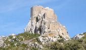 Trail Walk DUILHAC-SOUS-PEYREPERTUSE - Château de Quéribus - Duilhac sous Peyrepertuse - Photo 1