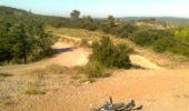 Randonnée V.T.T. FABREGUES - Circuit VTT dans la Gardiole - Vic la Gardiole - Photo 4