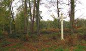 Trail Walk SAINT-JEAN-AUX-BOIS - en forêt de Compiègne_22_la Muette_le Mont Arcy_le Fort Poirier - Photo 42