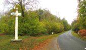 Trail Walk SAINT-JEAN-AUX-BOIS - en forêt de Compiègne_22_la Muette_le Mont Arcy_le Fort Poirier - Photo 15