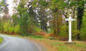 Trail Walk SAINT-JEAN-AUX-BOIS - en forêt de Compiègne_22_la Muette_le Mont Arcy_le Fort Poirier - Photo 13