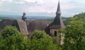Trail Walk TURENNE - Balade dans Turenne - Photo 4