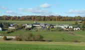 Randonnée Marche Somme-Leuze - NETTINE ... le Bois de Champaille et son parcours santé. - Photo 9