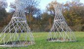 Randonnée Marche Somme-Leuze - NETTINE ... le Bois de Champaille et son parcours santé. - Photo 1