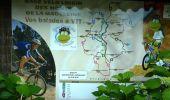 Randonnée V.T.T. SAINT-NICOLAS-DES-BIEFS - Camping Les Myrtilles - Base VTT-FFCT - Circuit N° 4 - Saint Nicolas des Biefs - Photo 2